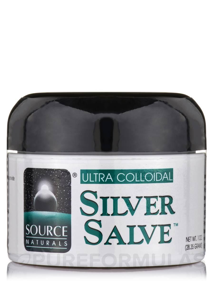Ultra Colloidal Silver Salve™ - 1 oz (28.35 Grams)