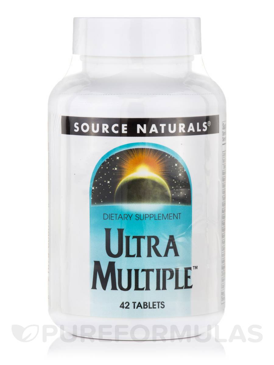 Ultra Multiple - 42 Tablets