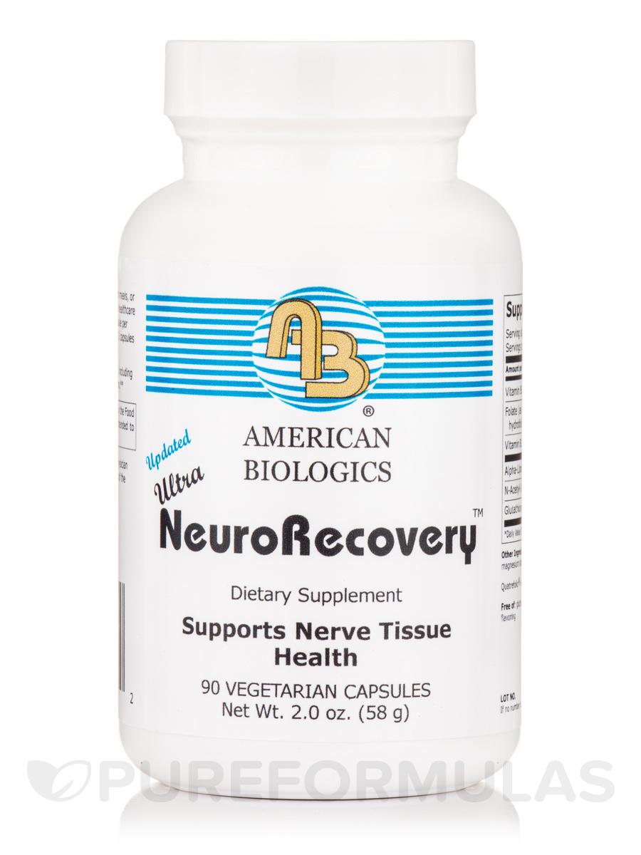 Ultra NeuroRecovery - 90 Capsules