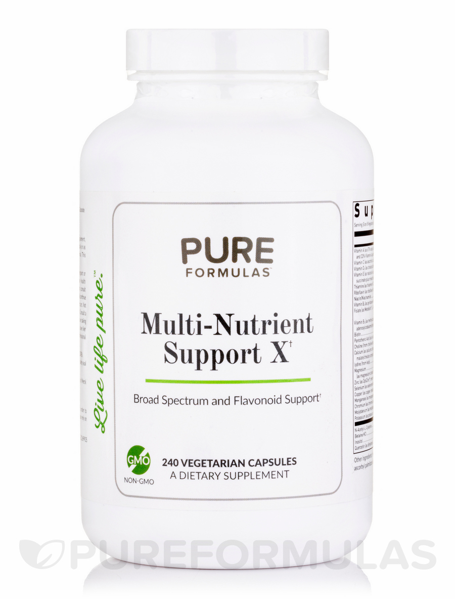 Ultra Preventive X - 240 Vegetarian Capsules