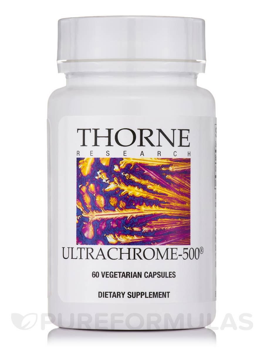 UltraChrome-500® - 60 Vegetarian Capsules