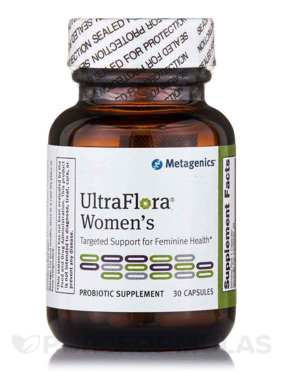 UltraFlora™ Women's - 30 Capsules