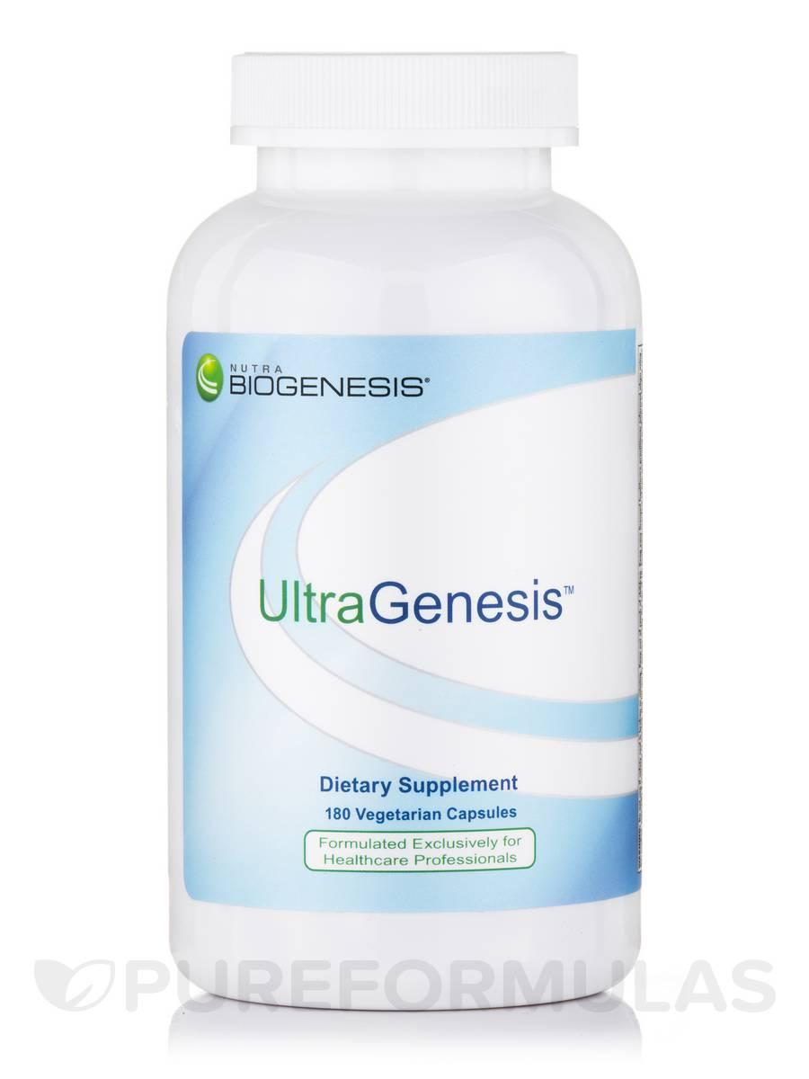 UltraGenesis Comprehensive Multi - 180 Veggie Capsules