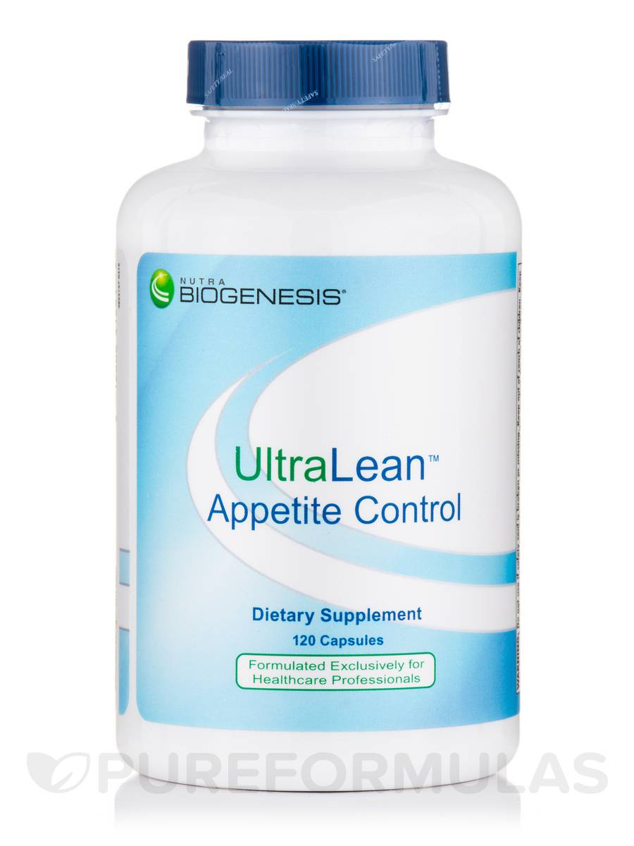 UltraLean™ Appetite Control - 120 Capsules