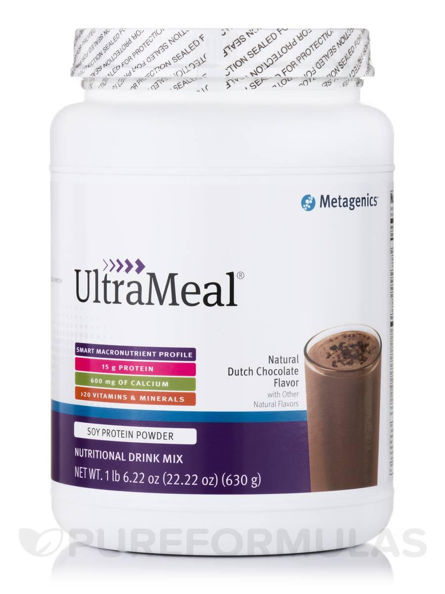 UltraMeal® Medical Food (Dutch Chocolate Flavor) - 22.22 oz (630 Grams)