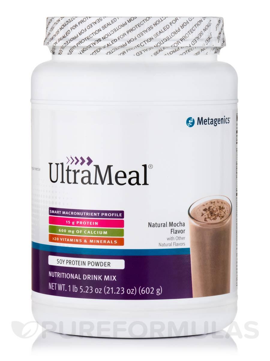 UltraMeal® Medical Food (Mocha Flavor) - 21.23 oz (602 Grams)