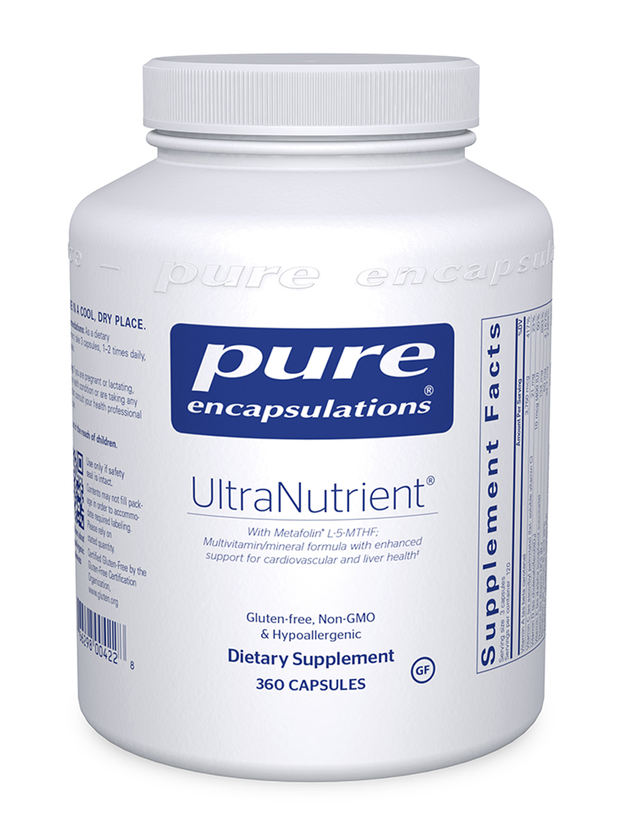 UltraNutrient - 360 Capsules