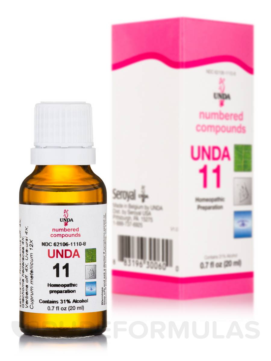 Unda #11 - 0.7 fl. oz (20 ml)