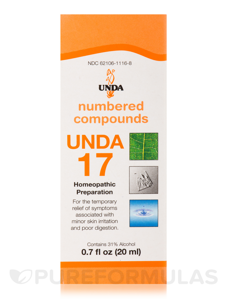 Unda #17 - 0.7 fl. oz (20 ml)