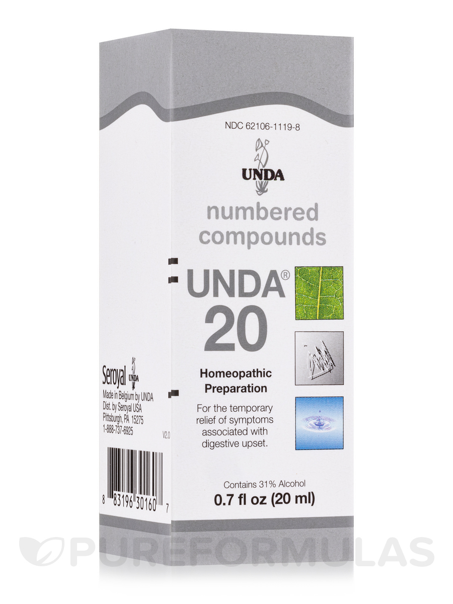 Unda #20 - 0.7 fl. oz (20 ml)