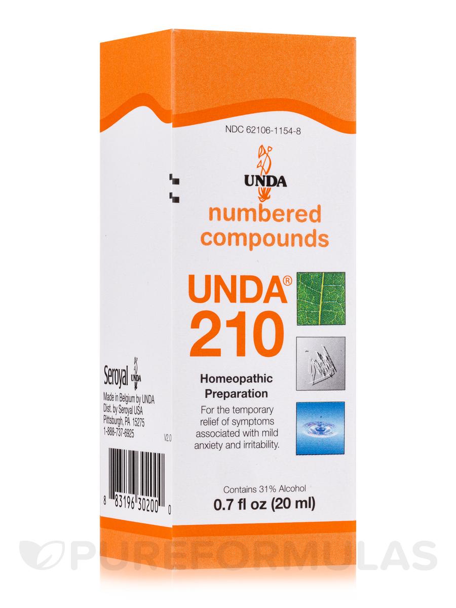 Unda #210 - 0.7 fl. oz (20 ml)