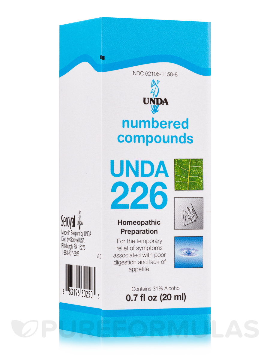 Unda #226 - 0.7 fl. oz (20 ml)