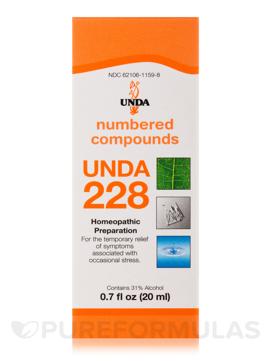 Unda #228 - 0.7 fl. oz (20 ml)