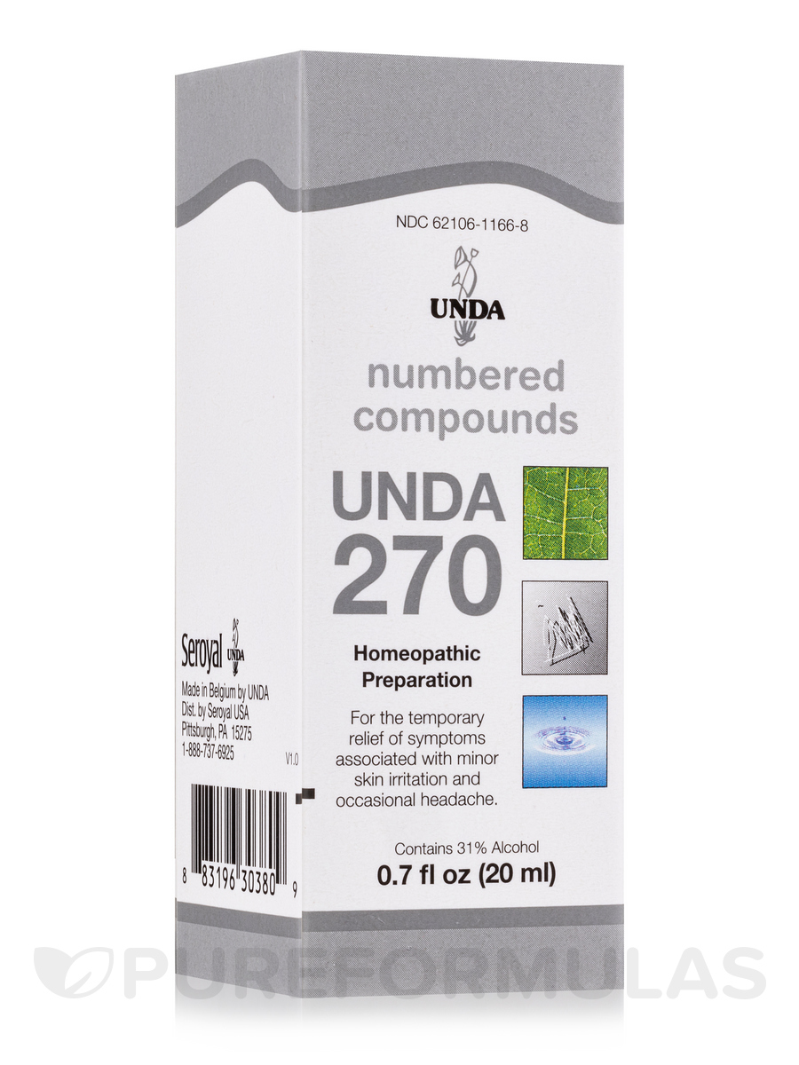 Unda #270 - 0.7 fl. oz (20 ml)