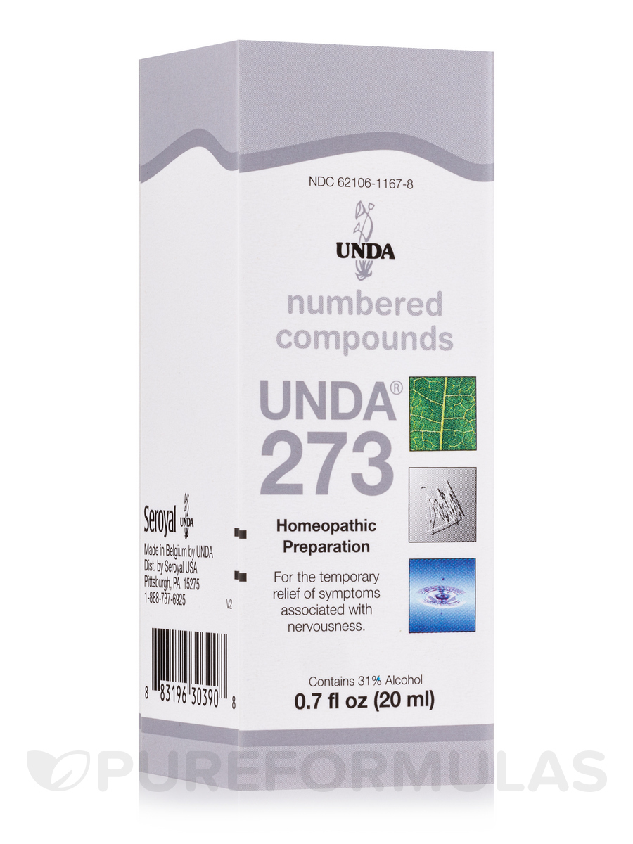 Unda #273 - 0.7 fl. oz (20 ml)