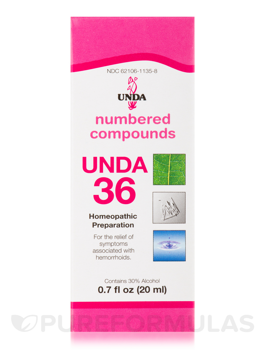 Unda #36 - 0.7 fl. oz (20 ml)