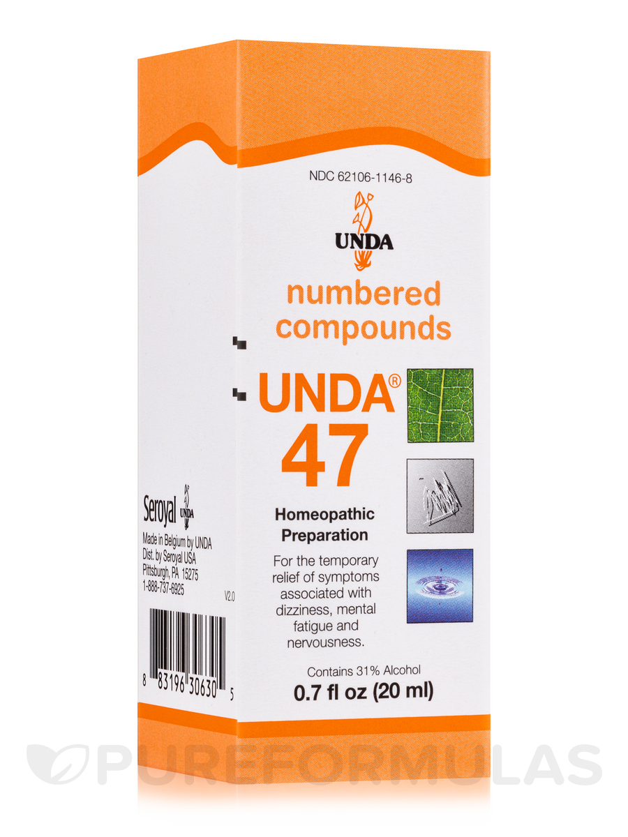Unda #47 - 0.7 fl. oz (20 ml)