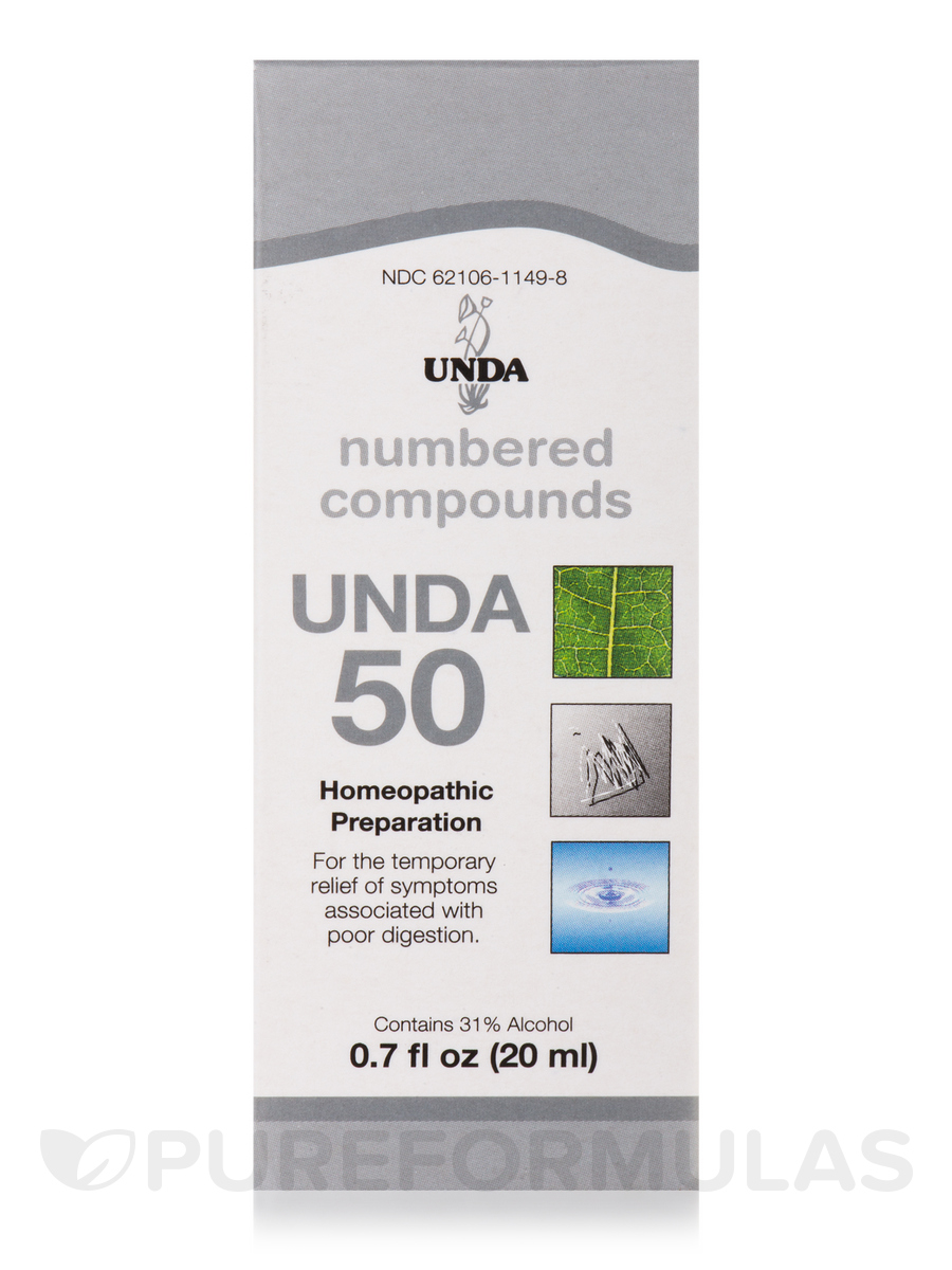 Unda #50 - 0.7 fl. oz (20 ml)