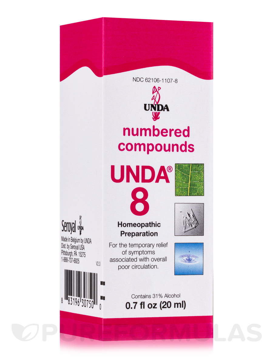 Unda #8 - 0.7 fl. oz (20 ml)
