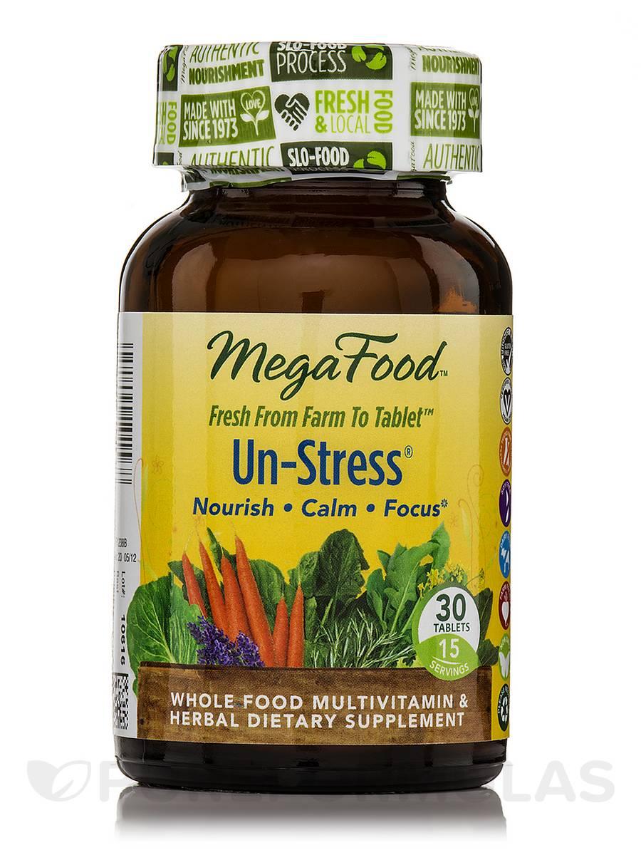 Un-Stress® - 30 Tablets