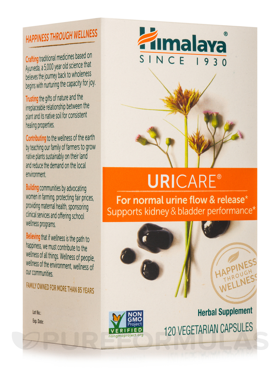 UriCare® - 120 Vegetarian Capsules