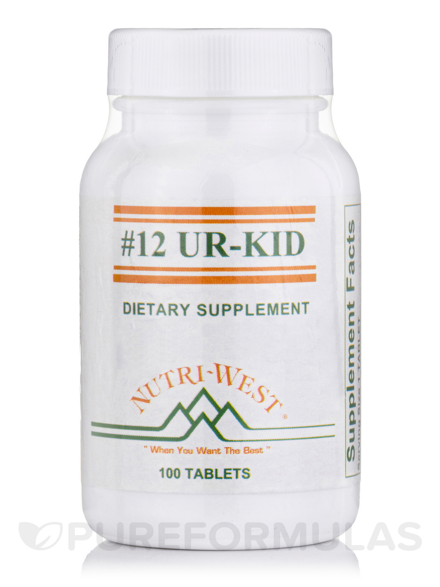 UR-KID (#12) - 100 Tablets