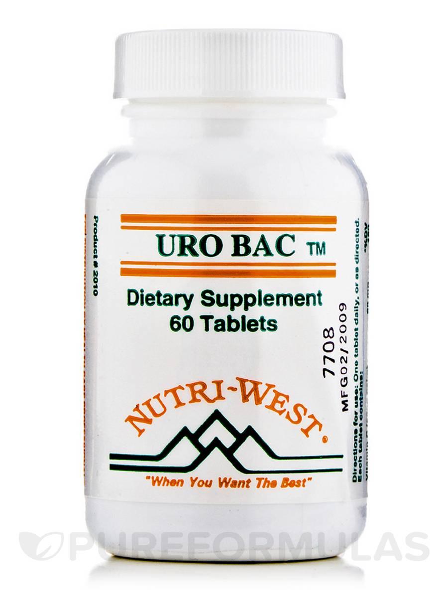 Uro-Bac - 60 Tablets