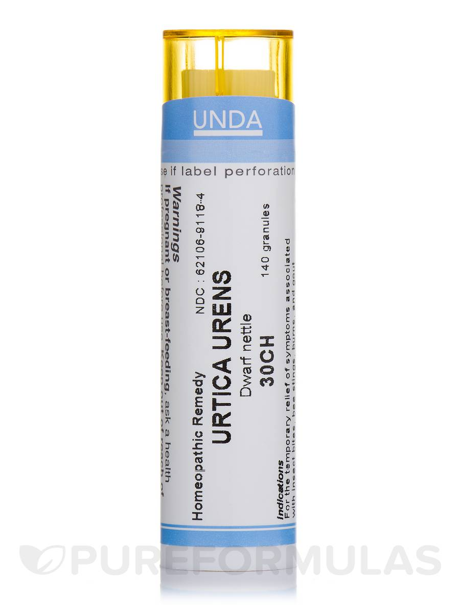Urtica Urens 30CH - 140 Granules (5.5g)