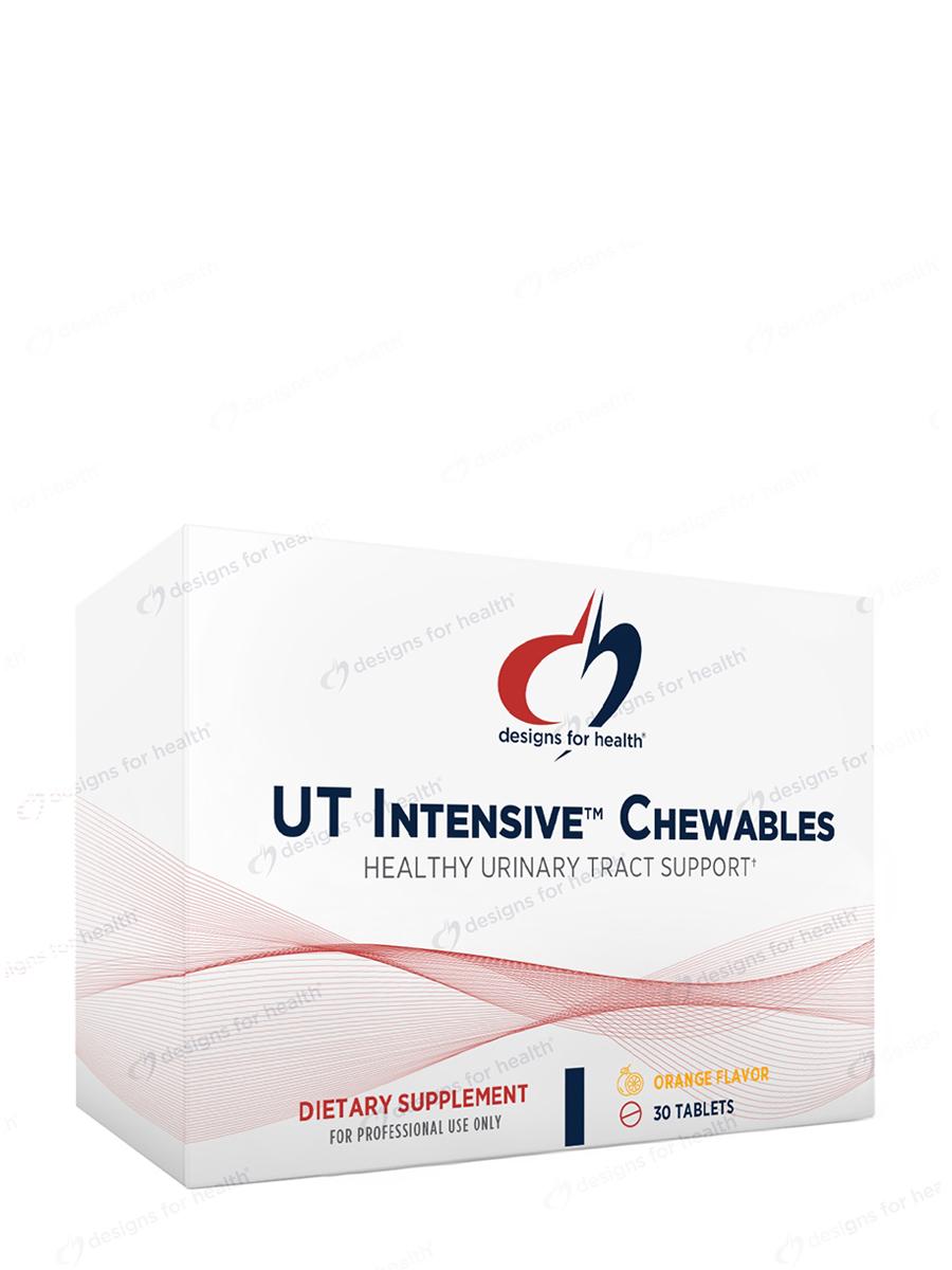 UT Intensive™ Chewables, Natural Orange Flavor - 30 Tablets