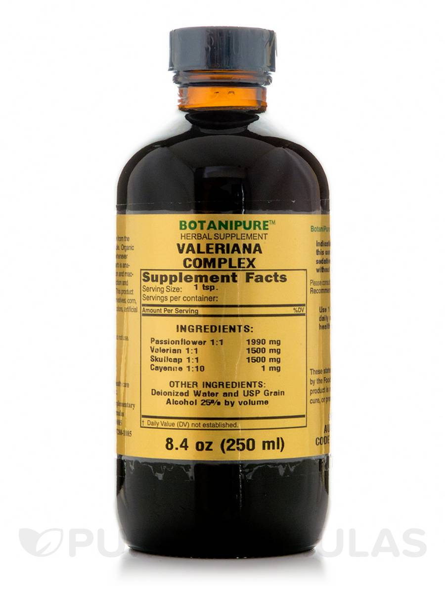 Valeriana Complex - 8.4 oz (250 ml)