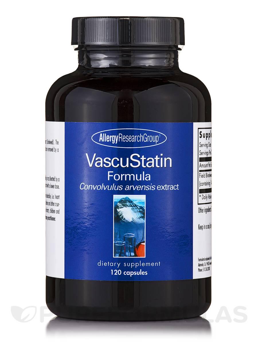 VascuStatin Formula - 120 Capsules