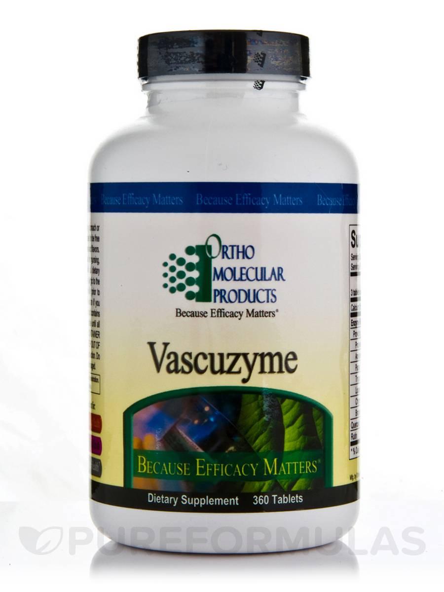 Vascuzyme - 360 Tablets