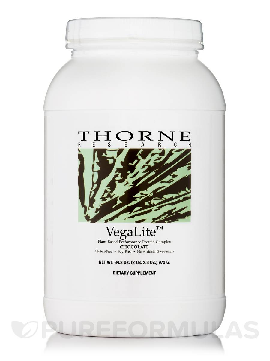 VegaLite™ Chocolate Flavor - 34.3 oz (972 Grams)