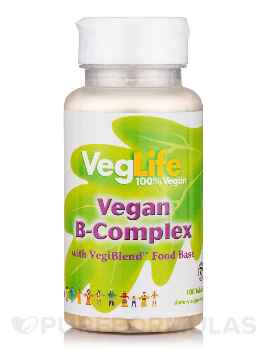Vegan b complex