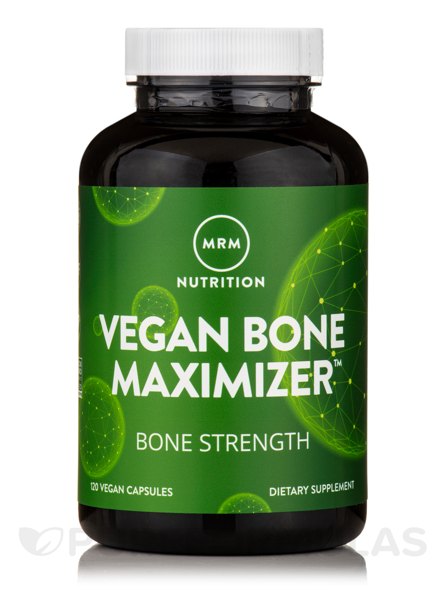 Vegan Bone Maximizer™ - 120 Vegan Capsules