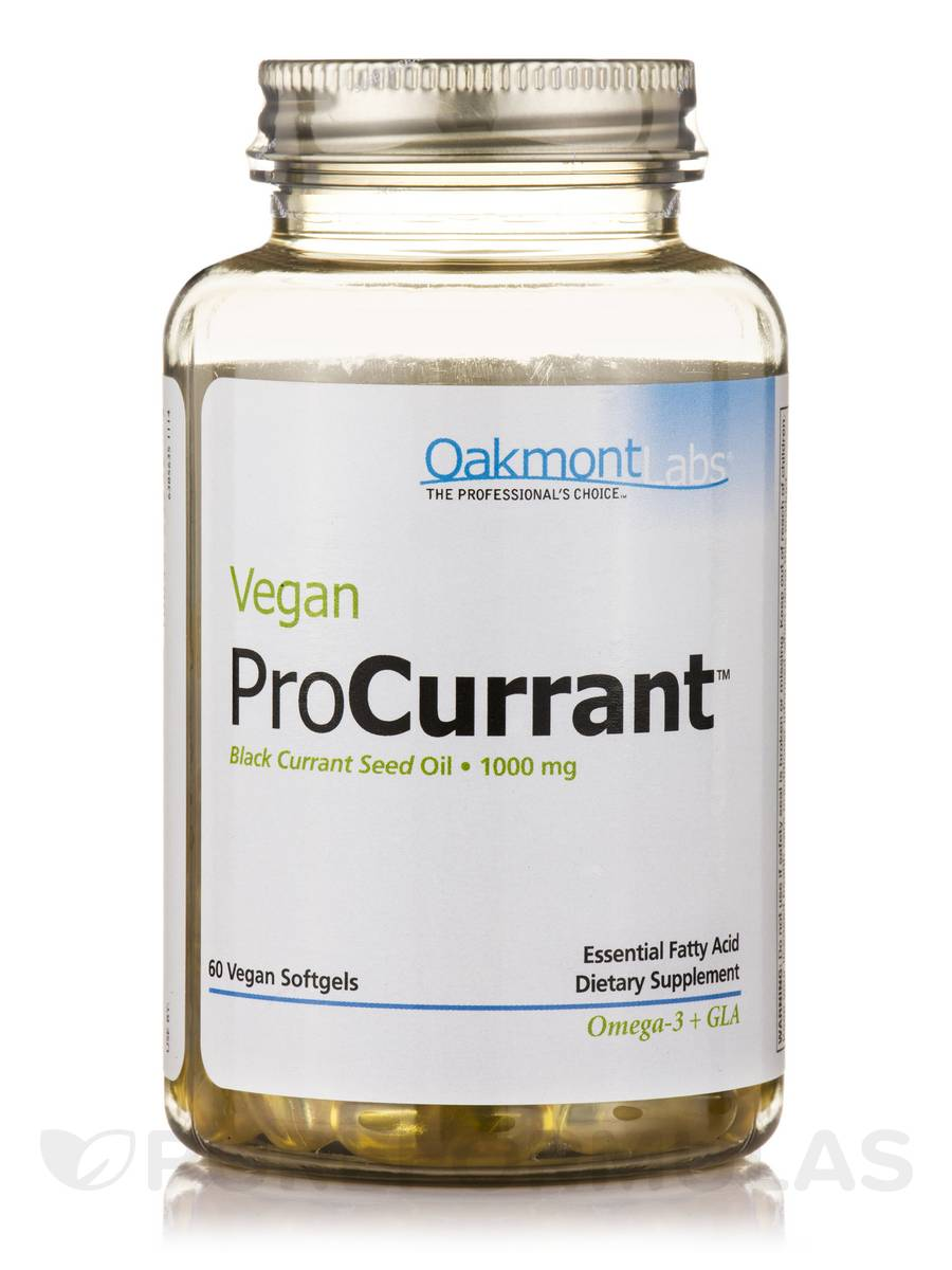 Vegan ProCurrant™ - 60 Vegan Softgels