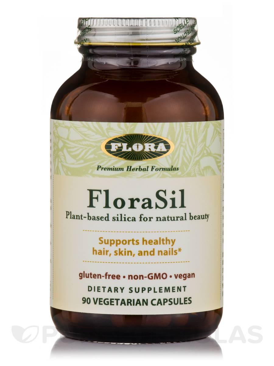 FloraSil - 90 Vegetarian Capsules