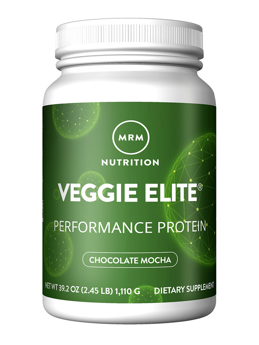 Veggie Elite® Performance Protein, Chocolate Mocha - 39.2 oz (1110 Grams)
