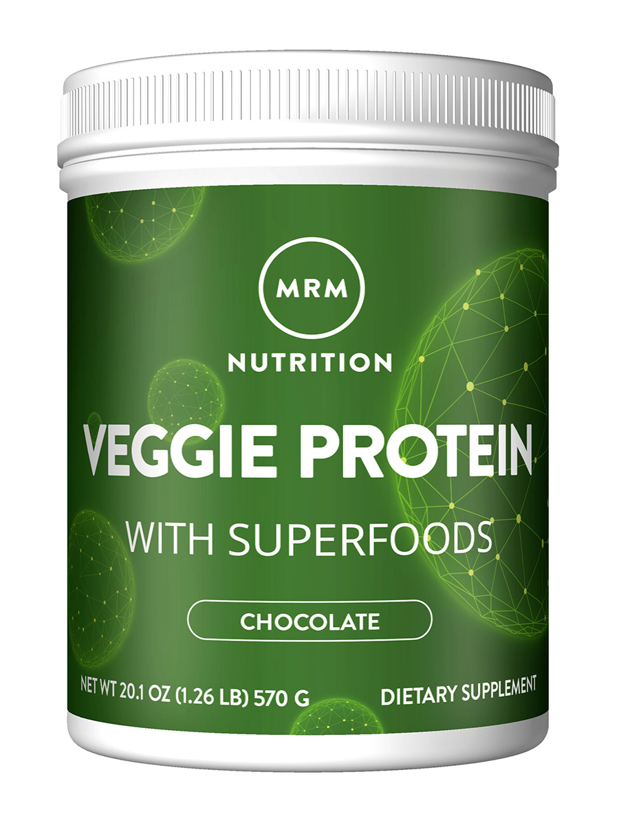 Veggie Protein Chocolate - 20.1 oz (570 Grams)