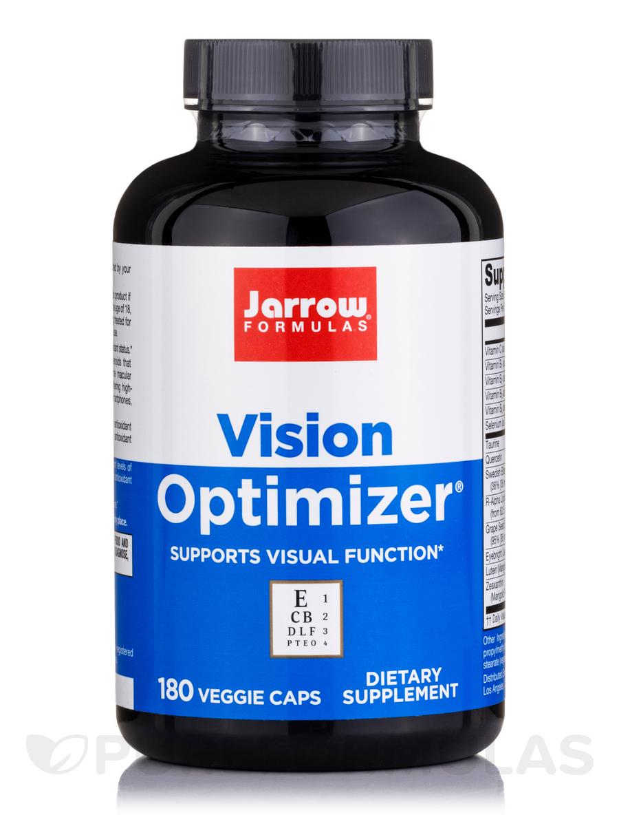 Vision Optimizer - 180 Capsules