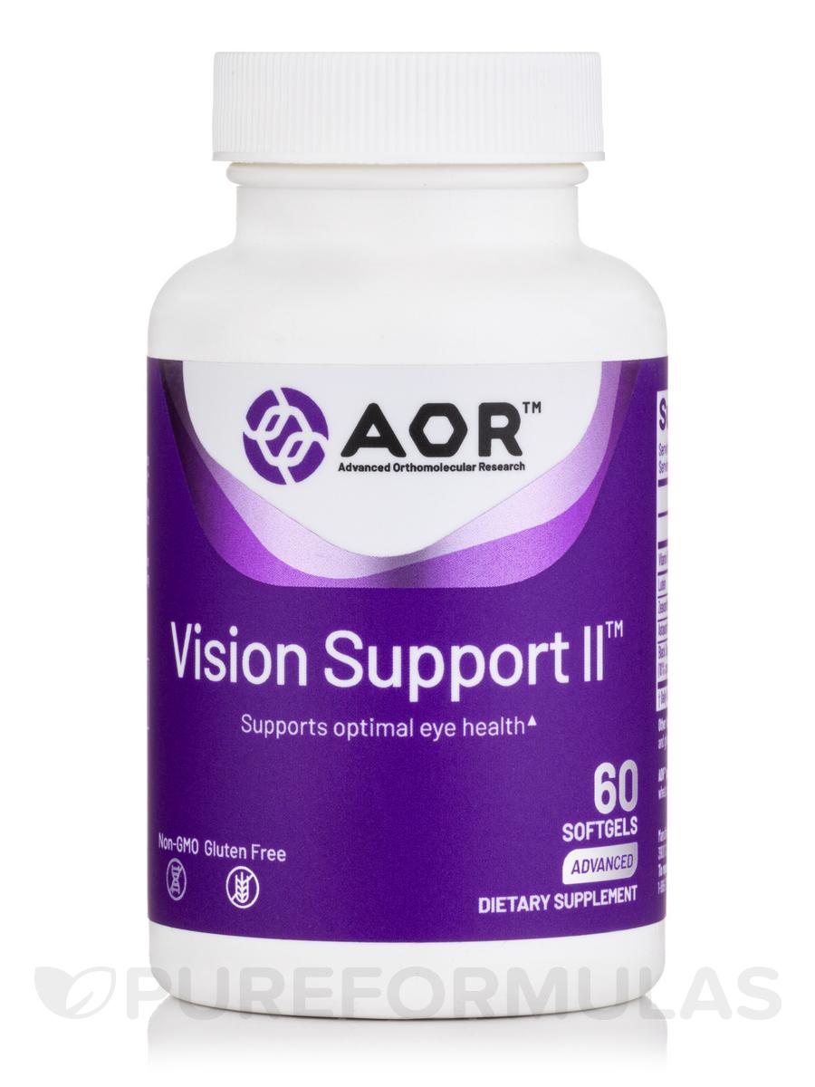 Vision Support II - 60 Softgels