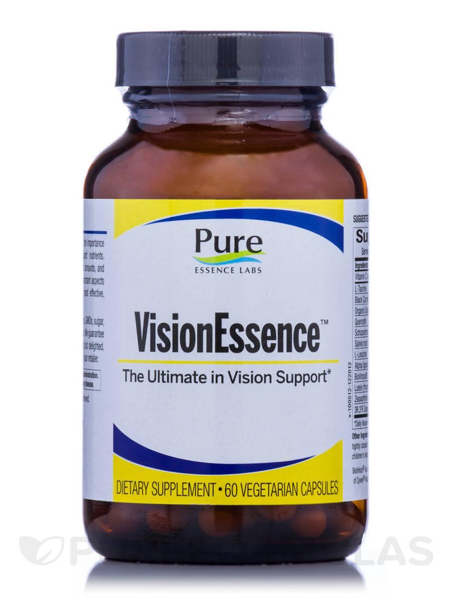 VisionEssence - 60 Vegetarian Capsules