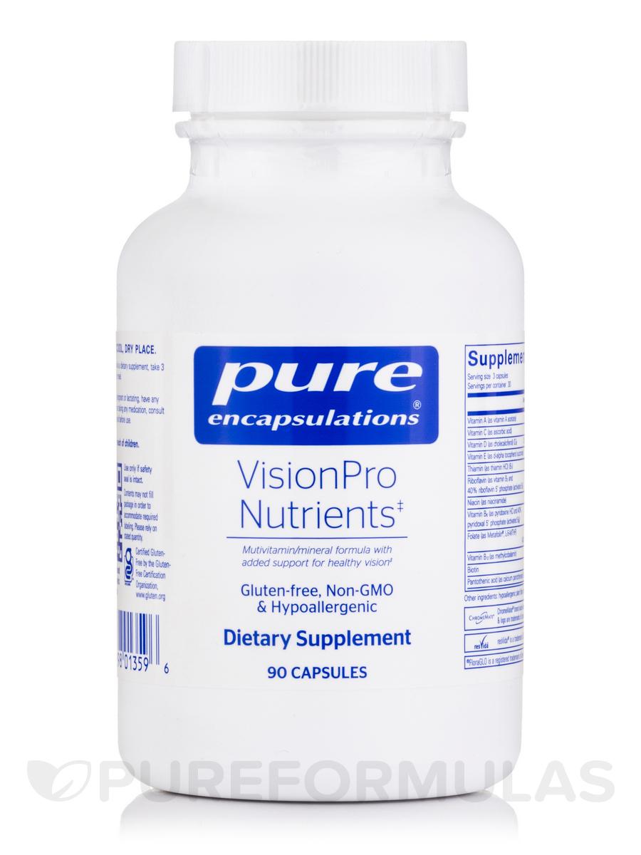 VisionPro Nutrients - 90 Capsules