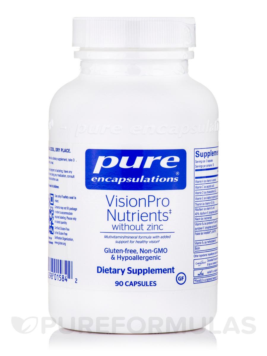 Zinc nutrients