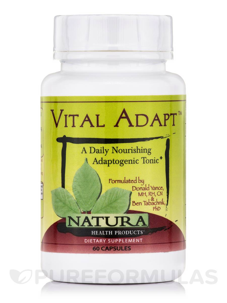 Vital Adapt® - 60 Capsules