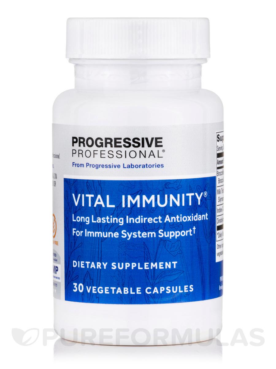 Vital Immunity - 30 Vegetable Capsules