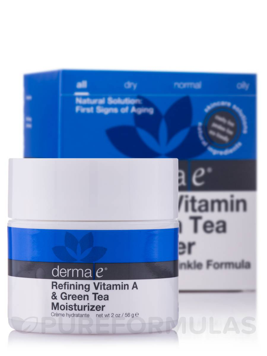 Refining Vitamin A and Green Tea Moisturizer - 2 oz (56 Grams)