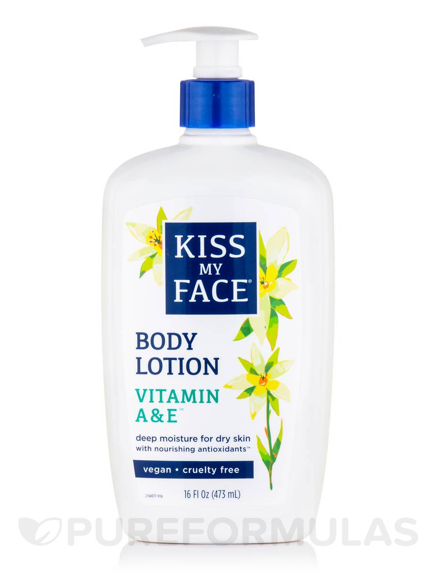 Body Lotion Vitamin A & E™ - 16 fl. oz (473 ml)