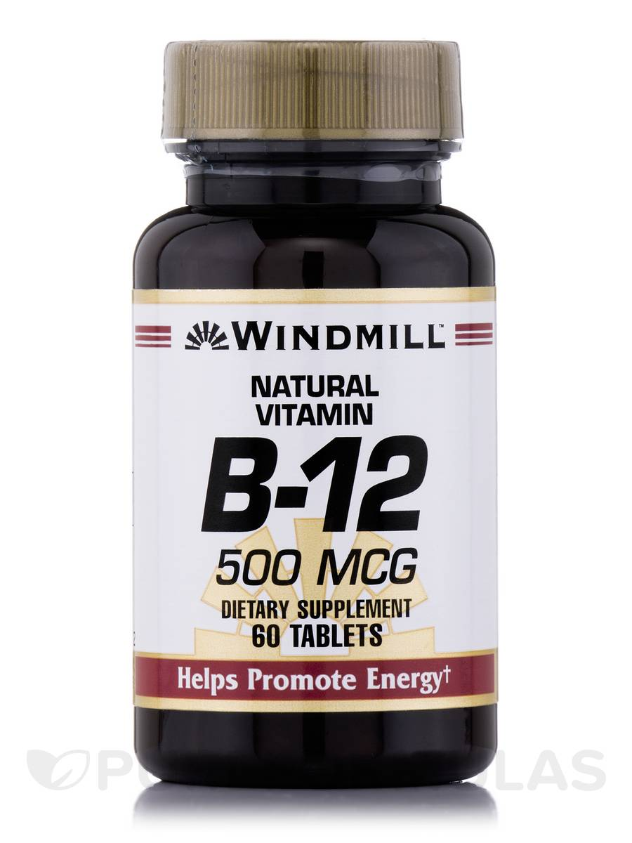 vitamin b 12 500 mcg 60 tablets. Black Bedroom Furniture Sets. Home Design Ideas