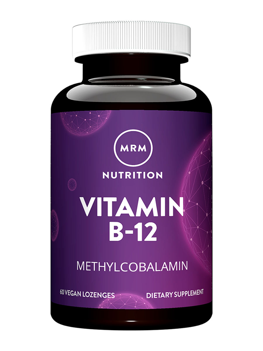 Vitamin B-12 (Methylcobalamin 2000 mcg) - 60 Sublingual Lozenges